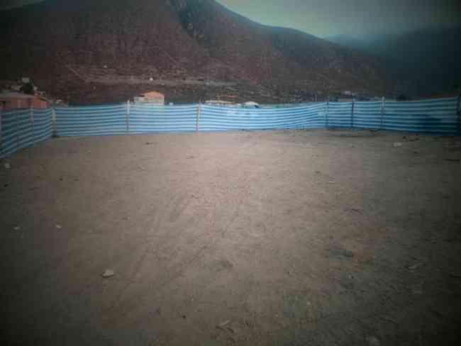 permuto terreno Rinconada El Sauce por vehiculo