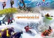 Viajes a los centros de ski en santiago, valle nevado, farellones, portillo