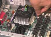 Armado, configuración y mantención de computadores. instituto icdep