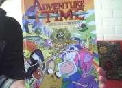 Libro de comic hora de aventura muy barata