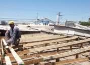 techos cambios y reparaciones  990867148 vibafan techumbres