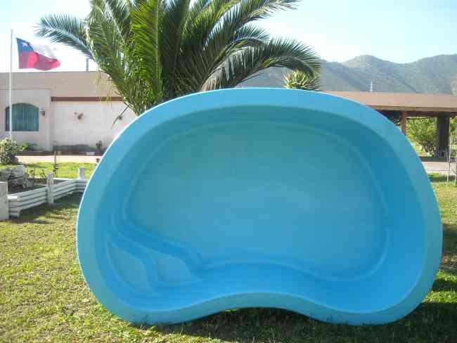 Venta de piscinas de fibra de vidrio llay llay doplim 158673 - Piscinas de fibra precios ...