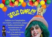 Cumpleaños feliz con fufy y el teatro mágico