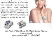 Joyas de acero quirúrgico po mayor y menor - marox joyas