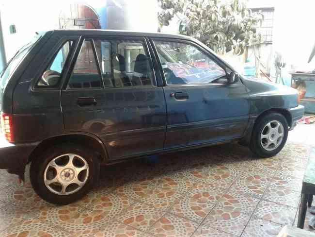 vendo auto ford festiva año 1993 dos años papeles atrasados