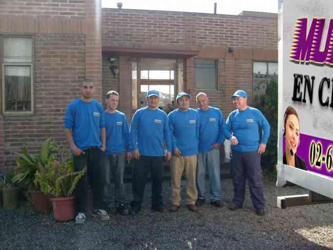 SERVICIO DE MUDANZAS EN SANTIAGO Y RESTO DE CHILE