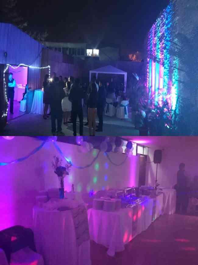CENTRO DE EVENTOS PARA EVENTOS Y MATRIMONIOS…