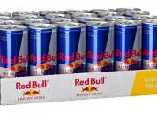 Redbull  bebida energía