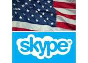 Clases de ingles via skype