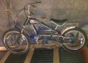 Bicicleta shopera excelente estado