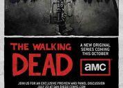 La serie the walking dead