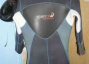 traje buceo mares evolution 7 mm