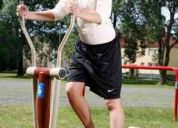 Maquinas de ejercicios outdoor para colegios y escuelas