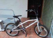 Vendo bicicleta free style  paragon