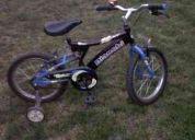 Bicicleta bianchi casi nueva para niÑo