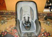 Vendo silla de autos en excelente estado (semi nueva)