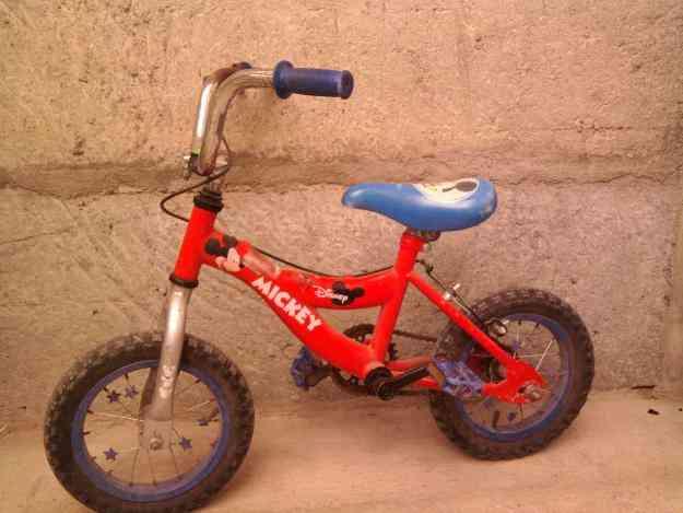 se vende bicicleta aro 12