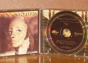 Se vende cds de pain of salvation originales.
