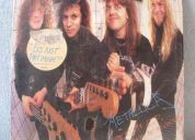 Vinilo metallica the $5,98 e.p. garage days re-revisited / elektra