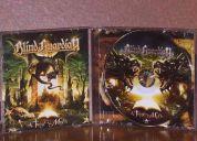Se venden cuatro cds de blind guardian,originales!!!