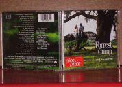 Se vende soundtrack forrest gump.