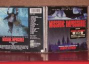 Se vende banda sonora mission:impossible original