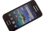 vendo samsung galaxy ace!!!!!