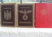 Militaria alemana - medalla - condecoracion - segunda guerra mundial