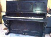 Piano marca w. beckmann. cassel para reparar