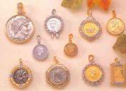 compro condecoraciones militares monedas de oro