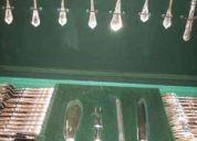Finas antiguedades compramos , plateria , cristaleria , esculturas , lamparas... 92877883.