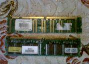 2 memoria ram de 32 mb -- 3500 pesos