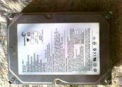 disco duro de pc -- 40 gb y 10gb conversable!!