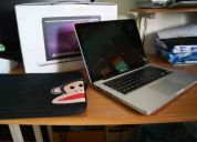 Vendo macbook pro 13.3' 2.4 ghz