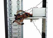 Grabadora de dvd hasta 10 al mismo tiempo + 2000 gb de memoria ( 2tb )