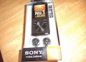 Mp4 sony 4gb  nuevo sellado