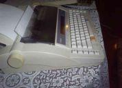 Vendo mi maquina de escribir canon q700