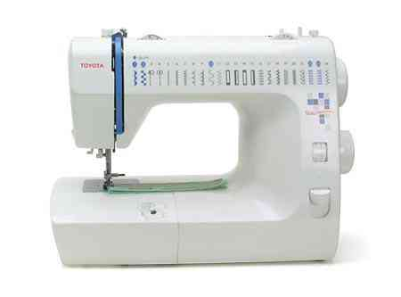 Se vende maquina de coser toyota