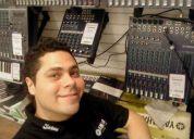 Equipamientos de sonido  profesional