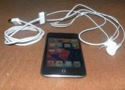 Ipod touch 4g 8gb  (conversable)