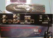 Decodificador satelital el mejor y el original