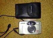 Vendo camara fotografica samsung para uso de rollo fotografico