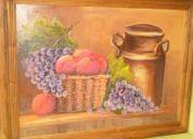 Vendo cuadro óleo sobre tela