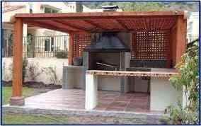 Quinchos pergolas terrazas remodelaciones techumbres for Modelos de techumbres