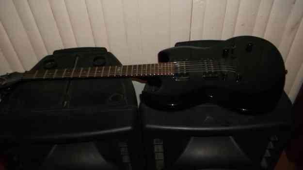 guitarra electrica esp viper 50