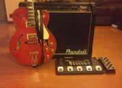 Vendo mis instrumentos