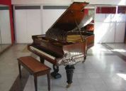 Vendo piano schiedmayer media cola