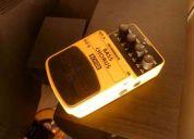 Bass chorus y ultra octaver