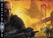 Se vende juego de ps3 a un increible bajo precio  muy espectacular su nombre resistance 2