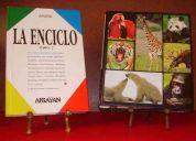 Se venden enciclopedias incompletas la enciclo y el fascinante mundo de los animales